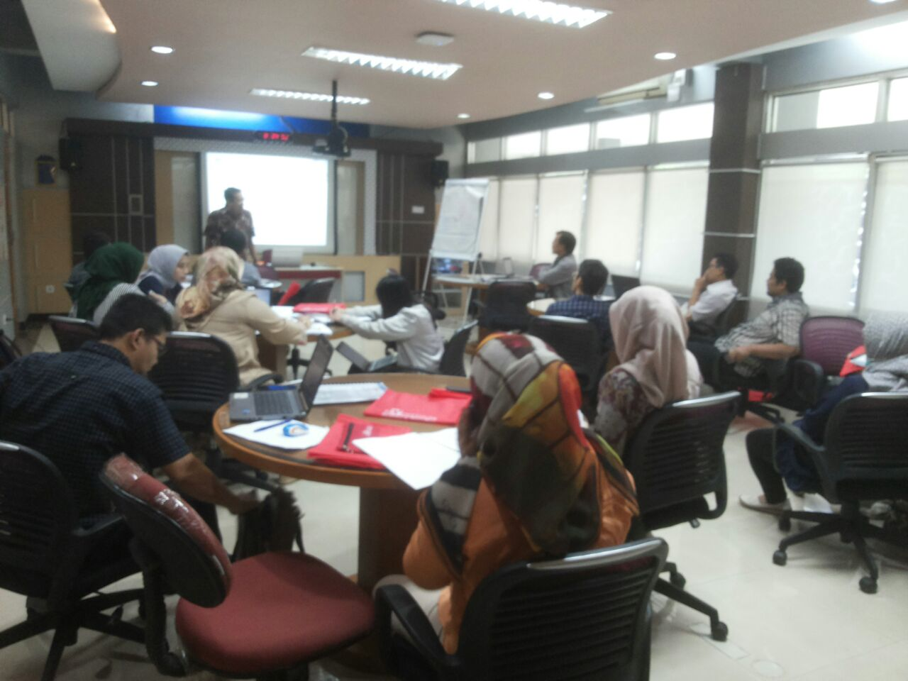 In House Training Document Control & Filling System