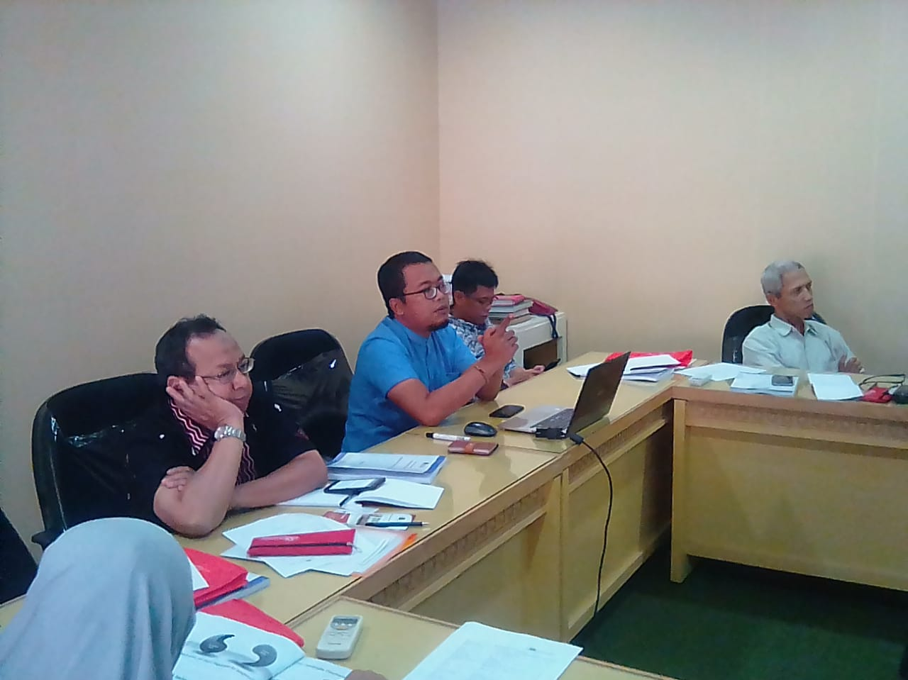 In House Training Supervision And Leadership Of Civil Work